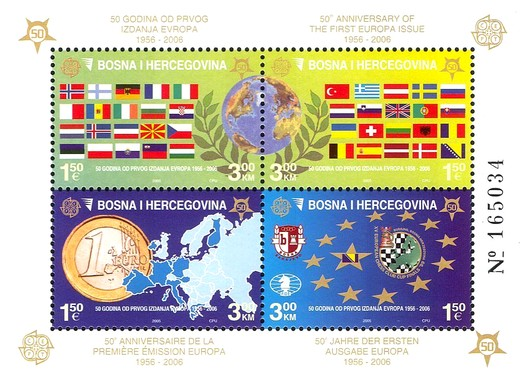 [The 50th Anniversary of the First EUROPA Stamps, Typ ]