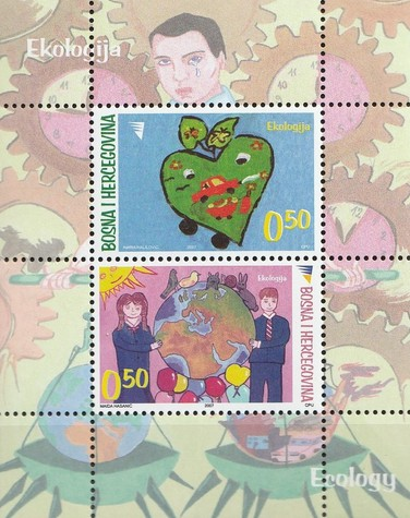 [Ecology - Local Competition for the Young Philatelists, Typ ]