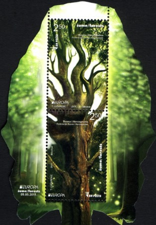 [EUROPA Stamps - Forests, Typ ]