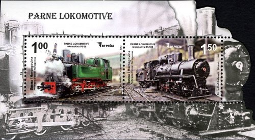 [Railways - Steam Locomotives, Typ ]