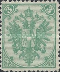 [Eagle - Lithographed. All 3 Eaglets on Right Side of Escutcheon are Blank, Typ AAA5]