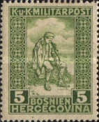 [Charity Stamps - White Numerals. See also No.142-143, type ABW]