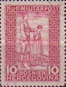 [Charity Stamps - White Numerals. See also No.142-143, Typ ABX]