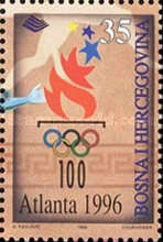 [The 100th Anniversary of the Modern Olympic Games, Typ AT]