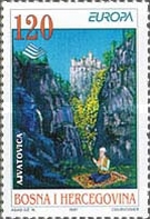 [EUROPA Stamps - Tales and Legends, Typ BY]