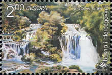 [EUROPA Stamps - Nature Reserves and Parks, Typ EZ]