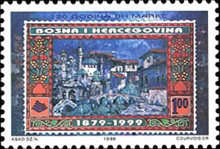 [The 120th Anniversary of the First Bosnien-Herzegowina Stamp, Typ FE]