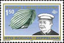 [The 100th Anniversary of the Zeppelin Airships, Typ GQ]