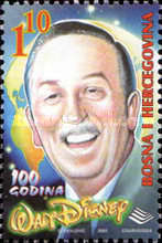[The 100th Anniversary of the Birth of Walt Disney, Typ HJ]