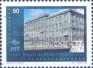 [The Central Post Office in Sarajevo, Typ I1]