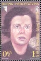 [The 100th Anniversary of the Birth of Sevala Zildzic - First Lady Doctor in Bosnia and Herzegovina, Typ IK]