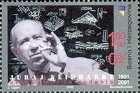 [The 100th Anniversary of Birth of Architect Juraj Najdhart(1901-1979), Typ IM]