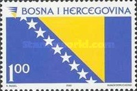 [The flag of Bosnia and Herzegovina, Typ JN]