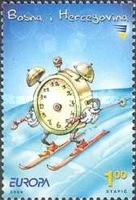 [EUROPA Stamps - Holidays, Typ LQ]