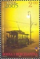 [The 110th Anniversary of Electric Tram and Electric Lighting in Sarajevo, Typ MN]