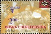 [EUROPA Stamps - Integration through the Eyes of Young People, Typ OF]