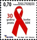 [The 30th Anniversary of the Fight Against AIDS, Typ TW]