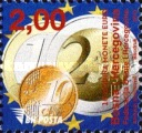 [The 10th Anniversary of the €-Currency, Typ UZ]