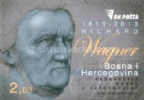 [The 200th Anniversary of the Birth of Richard Wagner, 1813-1883, Typ VL]