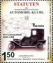 [First Automobile Club in Bosnia and Herzegovina, Typ VY]