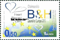 [Chairmanship of B&H of the Council of Europe, Typ XF]