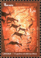 [The 75th Anniversary of the Discovery of the Lascaux Caves, Typ XK]