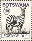 [Plains Zebra - New Perforation and Wide Format, Typ C13]