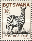 [Plains Zebra - New Perforation and Wide Format, Typ C14]