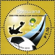 [Football World Cup - South Africa, type AHX]