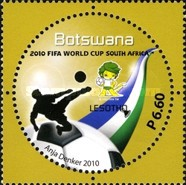 [Football World Cup - South Africa, Typ AIE]