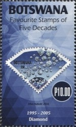 [Favourite Stamps of Five Decades, type AMR]