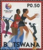 [Netball World Youth Cup - Gaborone, Botswana, type ANC]