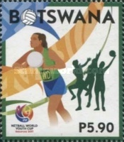 [Netball World Youth Cup - Gaborone, Botswana, type ANE]