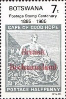 [The 100th Anniversary of First Bechuanaland Stamps, Typ MU]