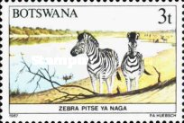 [Animals of Botswana, type OO]