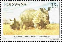 [Animals of Botswana, Typ OZ]