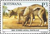 [Animals of Botswana, Typ PE]