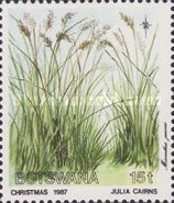[Christmas - Grasses and Sedges of Okavango, Typ PH]