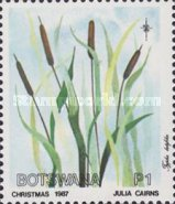[Christmas - Grasses and Sedges of Okavango, Typ PJ]