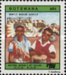 [The 20th Anniversary of National Museum and Art Gallery, Gaborone, Typ QD]