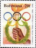 [The 100th Anniversary of Modern Olympic Games, Typ WG]