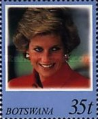 [Diana, Princess of Wales Commemoration, Typ YL]