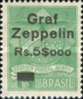 [Brazil Syndicato Condor Stamp Surcharged, Typ F]