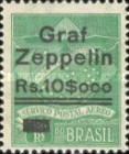 [Brazil Syndicato Condor Stamp Surcharged, Typ G]