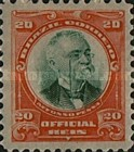 [President Afonso Pena, 1847-1909 - Different Frames, type A1]