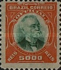 [President Afonso Pena, 1847-1909 - Different Frames, type A11]