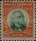 [President Afonso Pena, 1847-1909 - Different Frames, type A7]