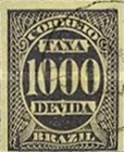 [Numeral Stamps, type A16]