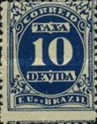 [Numeral Stamps, type B]