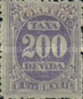 [Numeral Stamps, type B4]